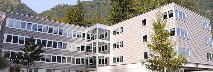 Hauptsitz in Lungern (OW)