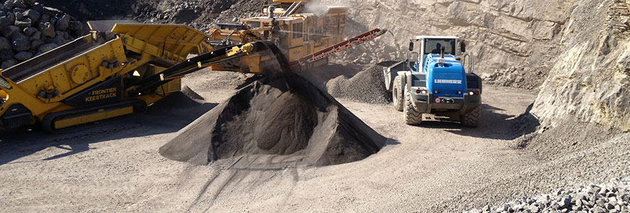 Gasser Bauservice: Rohstoffe / Deponien