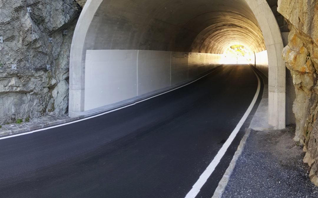 Erfolgreiche Tunnelsanierungen