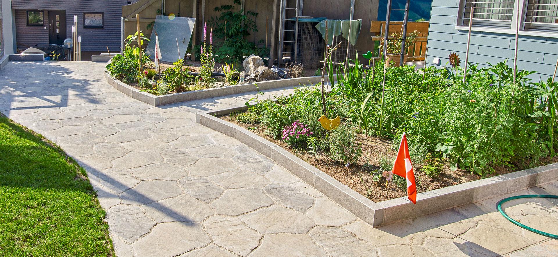 Wohlfühloase im eigenen Garten