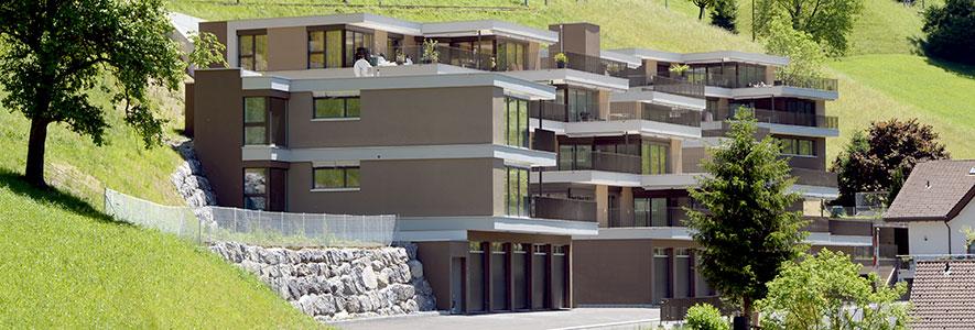 Gasser Bauservice: Hochbau