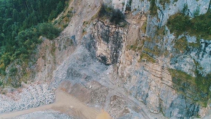 Steinbruch Reutigen