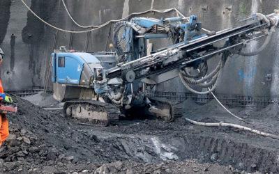 Planung der Baugrubensicherung