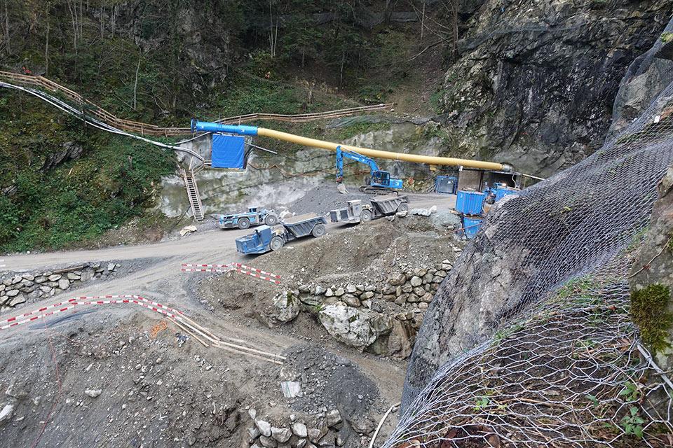 ARGE IMGA, KW Erstfeldertal (UR)