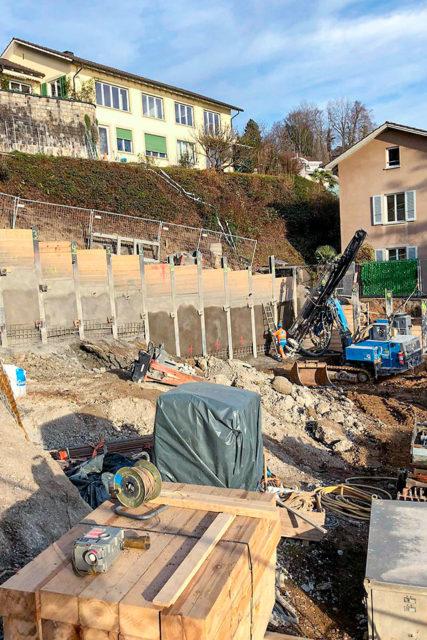Salzfassrain, Luzern (LU)