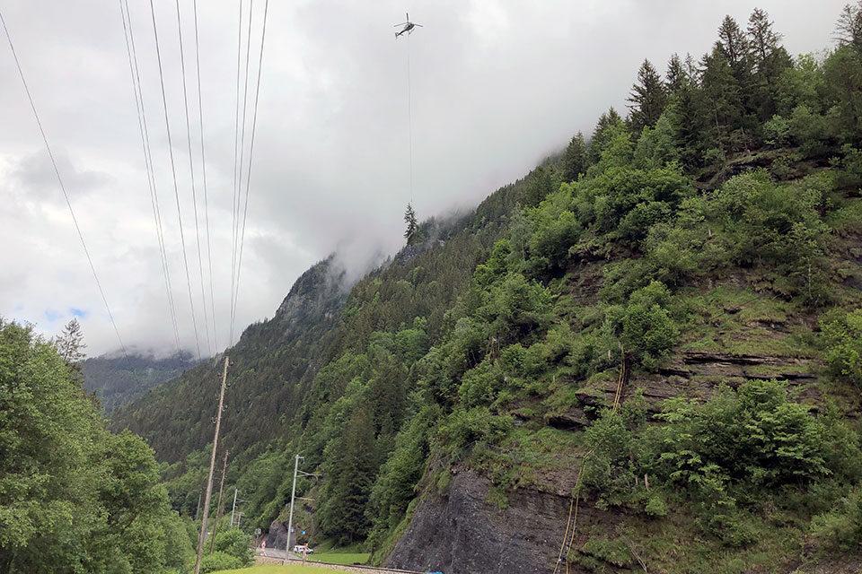 Ortweid, Grindelwald (BE)