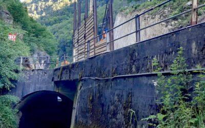 Lange Brücke, Erschwil (SO): 5'500 m3 Felsabtrag an der Strasse