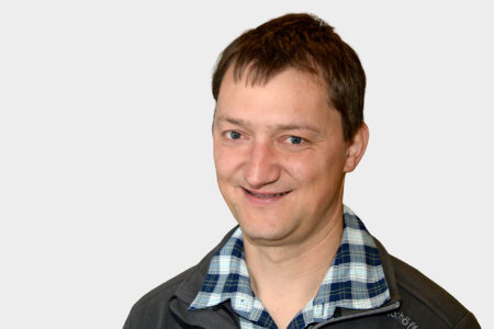 Alexander Sacchet, Bauführer Felssicherung