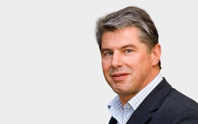 Hanspeter Bonetti, Vizepräsident