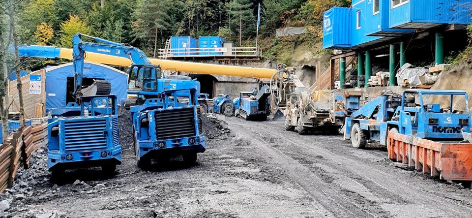 Neues Wasserkraftwerk Palanggenbach