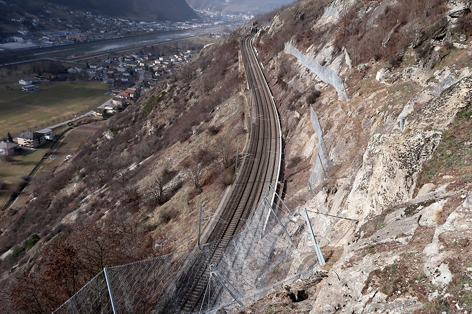 BLS-Bahnlinie, Brigerbad (VS)