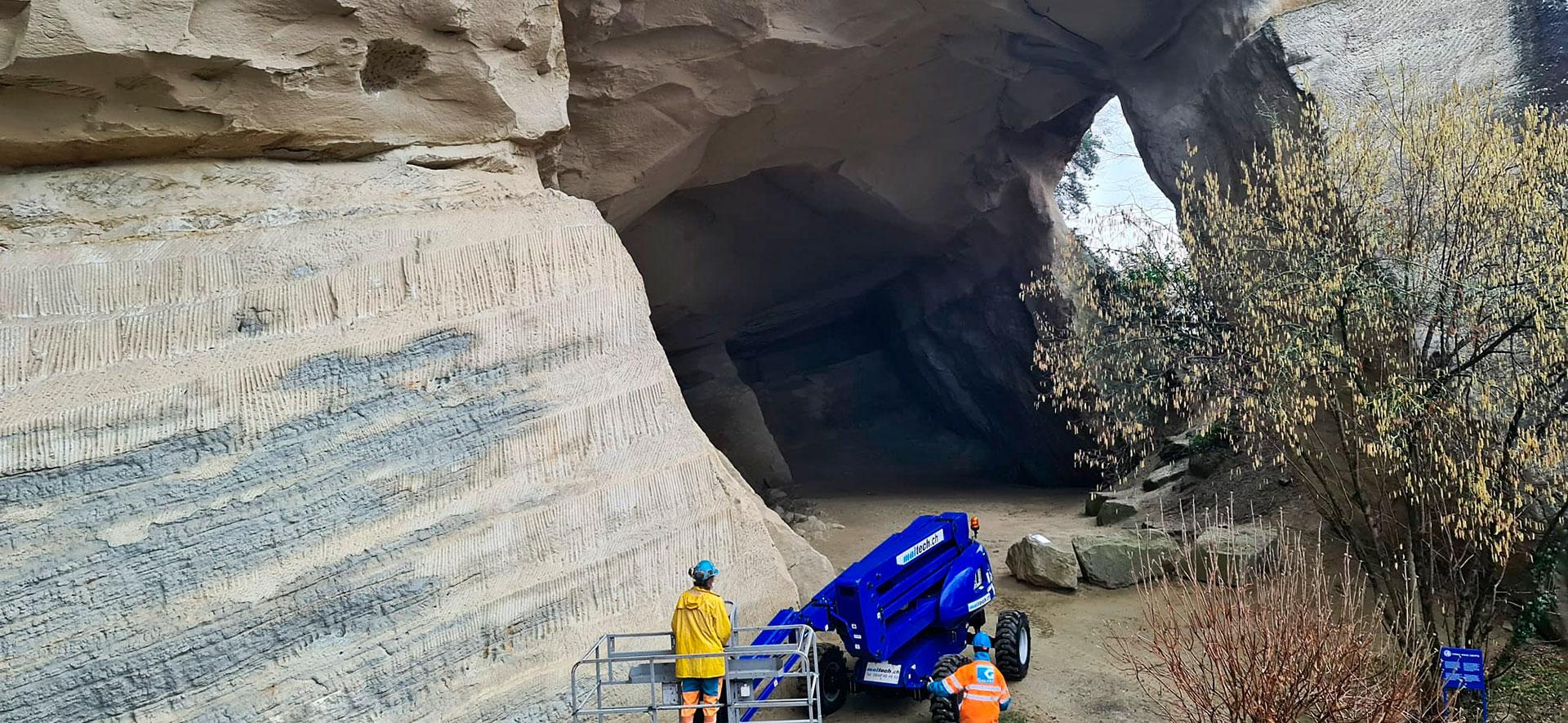 Die Emma Kunz Grotte