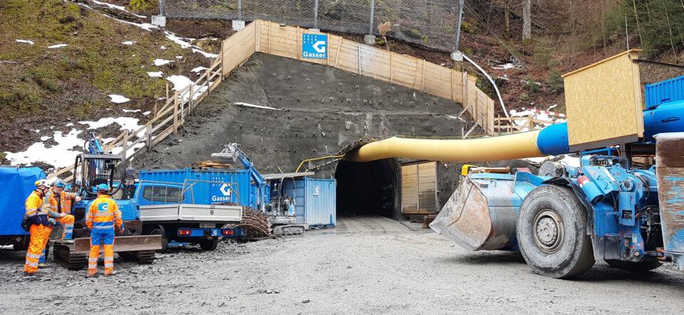 Grossauftrag über vier Jahre: Bau des Wasserkraftwerks Sousbach