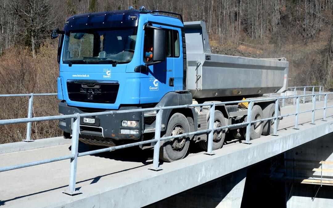 Stahl-Beton-Verbundbrücke