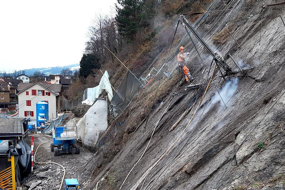 Talstation Pilatusbahn, Alpnachstad (OW)