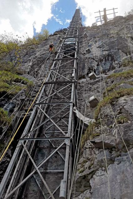 Hammetschwand-Lift, Bürgenstock